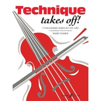 Technique Takes Off! Solo Cello