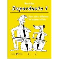 Superduets Bk 1 Cello Duet