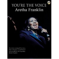 Youre The Voice Aretha Franklin Pvg/Cd