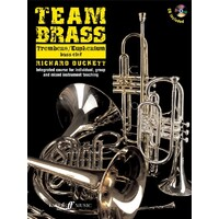 Team Brass Trombone/Euph With Cd Bc