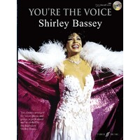 Youre The Voice Shirley Bassey Pvg/Cd