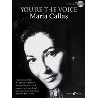 Youre The Voice Maria Callas Pvg/Cd