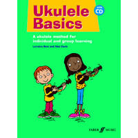 Ukulele Basics Bk/Cd