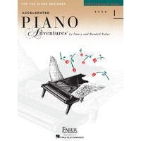 Accelerated Piano Adventures Bk 1 Performance