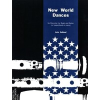 Golland - New World Dances Recorder/Piano
