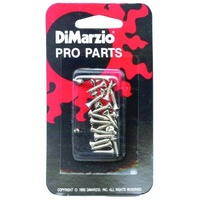 DiMarzio - Fender Style Gold Guitar Scratchplate Screws *NEW* 24 Pack