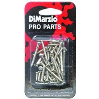DiMarzio - Standard Strat Screw Kit *NEW* Guitar Inc. Bridge, Tremolo, Pickup