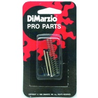 DiMarzio Gold Humbucker Mounting Hardware Kit  Screws Springs GH1201 Bridge