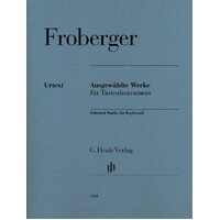 Froberger - Selected Works For Keyboard