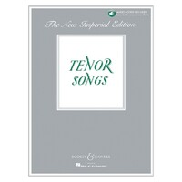 TENOR SONGS IMPERIAL EDITION PIANO VOCAL