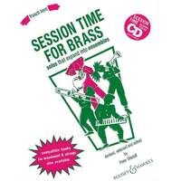 Session Time For Brass French Horn Part