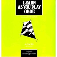 Learn As You Play Oboe 2 Cd Set