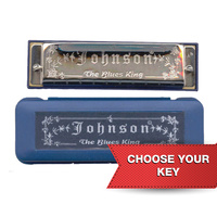 Johnson Beginners Harmonica Mouth Organ