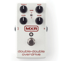 MXR M250 Double Double Overdrive Guitar Effects Pedal *NEW*