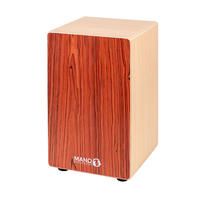 Cajon Rhythm Box Rosewood Front with Heavy Duty Padded Bag