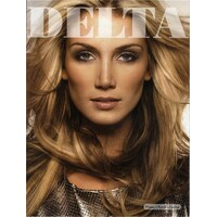 DELTA GOODREM - Delta PVG Book *NEW* Piano Vocal Guitar Music Song, In This Life