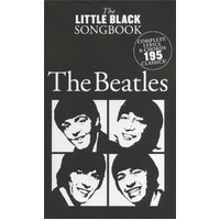 The Little Black Songbook: The Beatles Guitar Music