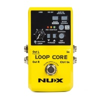 NUX Loop Core Effects Pedal