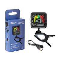 BEAM Chromatic Clip-on Tuner & Metronome
