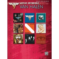 VAN HALEN GUITAR ANTHOLOGY GTR TAB