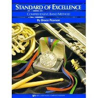 Standard Of Excellence Clarinet Book 2 Enhanced 2 Cd *New* Tuition Sheet Music