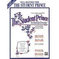 STUDENT PRINCE VOCAL SELECTIONS PVG