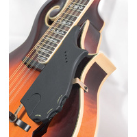 "SHADOW - Scratchplate Mounted ""F"" Style Mandolin Pickup And Active Preamp System"