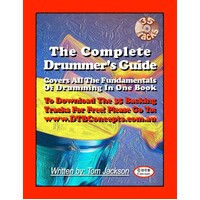 COMPLETE DRUMMERS GUIDE (PREV DRUMMING TOP BOTTO