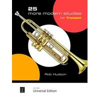 25 MORE MODERN STUDIES FOR TRUMPET