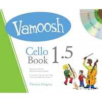 Vamoosh Cello Book 1.5
