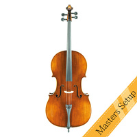 Eastman VC305 3/4 Advanced Cello Outfit