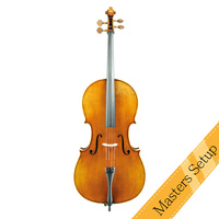VC701 Rudolf Doetsch German Style 4/4 Cello