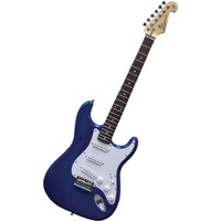 SX Vintage Style Solid Body Lake Placid Blue SSS Electric Guitar *NEW* Essex