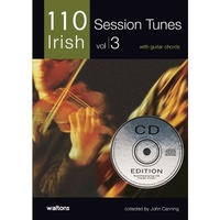 101 Irish Session Tues Vol.3 for Violin Book & CD *NEW* Music