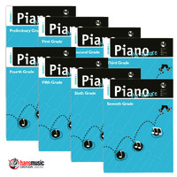 Ameb Piano For Leisure - Series 1