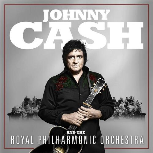 JOHNNY CASH - And The Royal Philharmonic Orchestra CD 2020