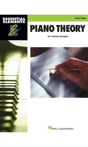 Essential Elements Piano Theory Lev 4 Ee