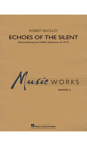 ECHOES OF THE SILENT CB3 FULL SCORE